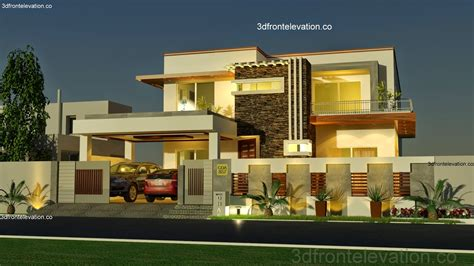 2 floor houses 3d front elevation com 1 kanal house plan layout 50 39 x 90