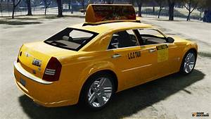 Chrysler 300 C 3 5 L Taxi Final For Gta 4