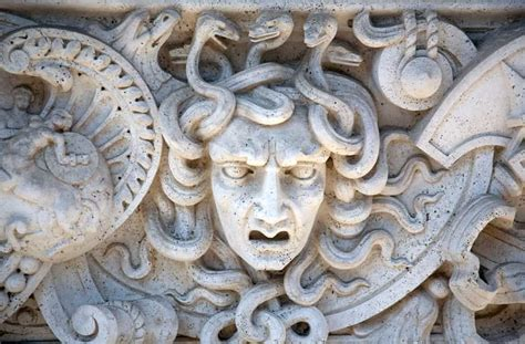 Medusa and Athena Myth - Athens and Beyond