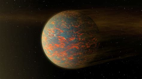 NASA's Spitzer maps climate patterns on a super-Earth ...