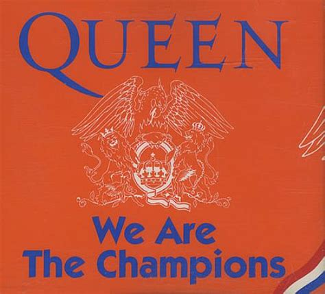 Queen We Are The Champions Records, Lps, Vinyl And Cds