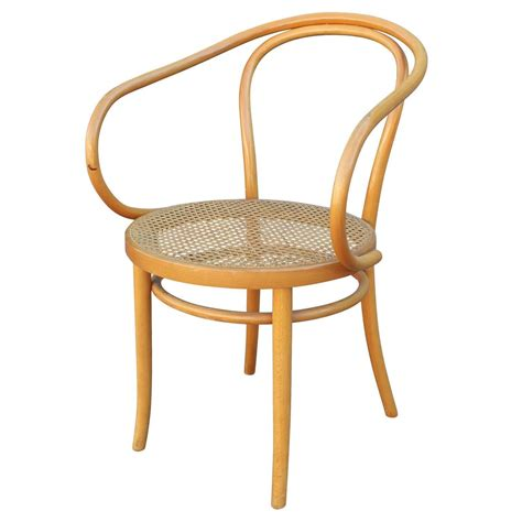 set of six thonet 209 bentwood and dining chairs at