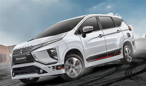 Mitsubishi Xpander Limited Picture by India Bound Mitsubishi Xpander Mpv Gets Limited Edition In