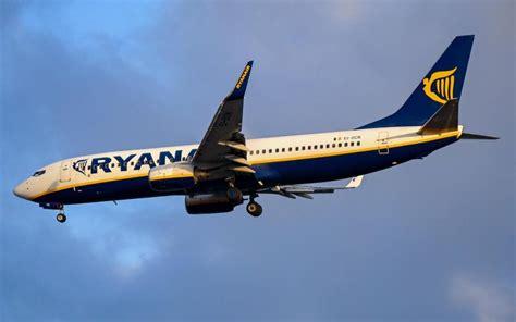 bid on flights ryanair flight declares midair emergency after striking a bird