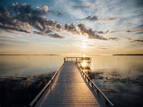 Photos Of by Beautiful Sunsets