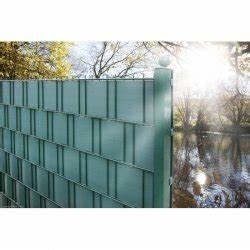 Sichtschutzzaun Kunststoff Grün : zaun sichtschutz aus pvc zaunsysteme ~ Whattoseeinmadrid.com Haus und Dekorationen