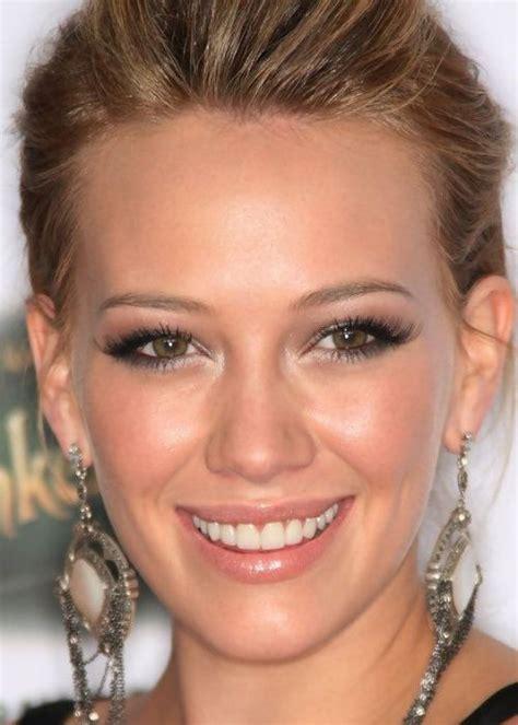 celebrity makeup ideas  hazel eyes