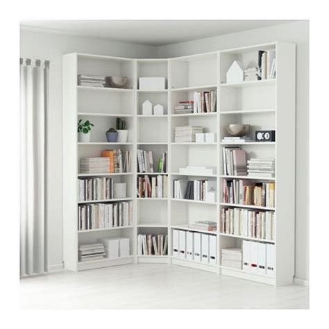 Bibliothek Möbel Ikea by Billy B 252 Cherregal Wei 223 215 135x237x28 Cm Ikea