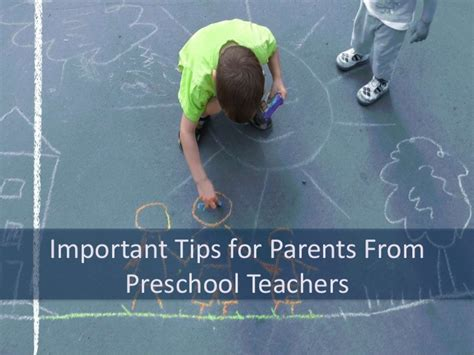 important tips for parents from preschool teachers 619 | important tips for parents from preschool teachers 1 638