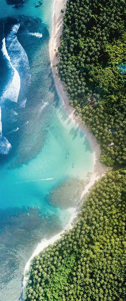 Vertical Paradise Wallpapers Aerial 1440 1080 2560