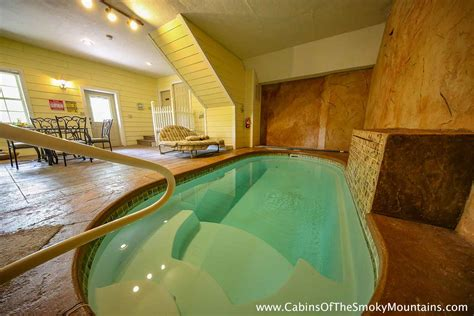 gatlinburg cabins with indoor pool gatlinburg cabins with indoor pools