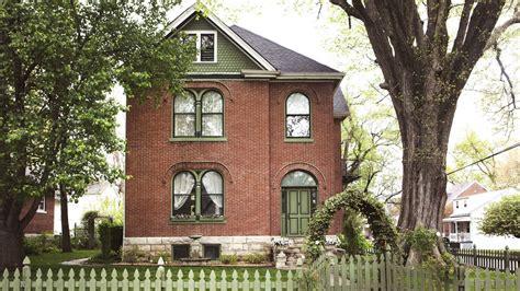 House Calls Inside A Romantic Brick Victorian In Missouri