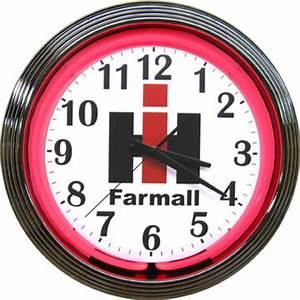 Farmall Logo IH Plain