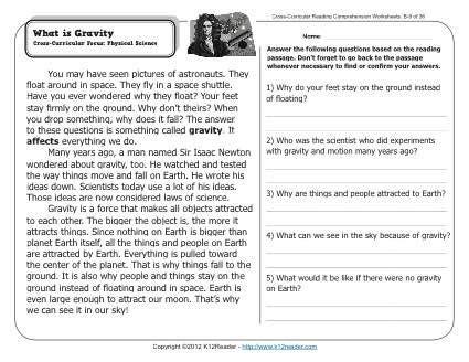 Filter by grade, topic, genre, skill and more! Worksheet Reading Comprehension Grade 9 - Kind Worksheets