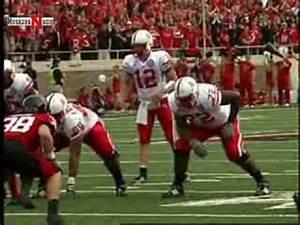 Nebraska Vs. Texas Tech 2008 Football - YouTube