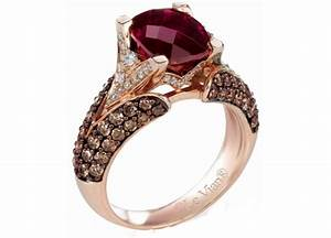 chocolate diamond rings for a fascinating unique look With le vian chocolate diamond wedding rings