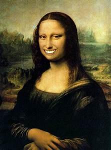 Mona Lisa Smile | cocolleenen