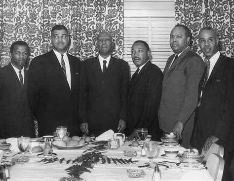The 'Big Six' Organizers of the Civil Rights Movement