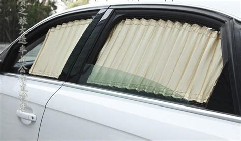 Car Window Sunshade Curtain