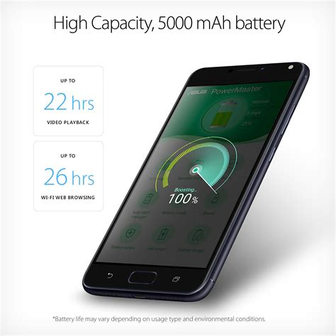 Mobile Best by Android Phones With The Best Battery February 2018