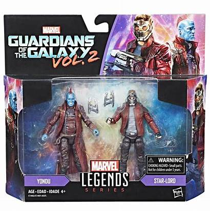 Marvel Guardians Legends Galaxy Yondu Lord Hasbro