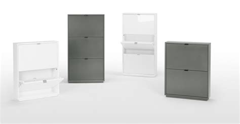 white shoe storage cabinet marcell shoe storage cabinet white made com