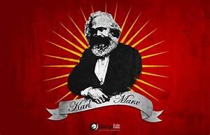 [wallpaper] Karl Marx - Taringa!