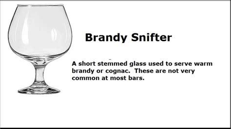 types glassware know need