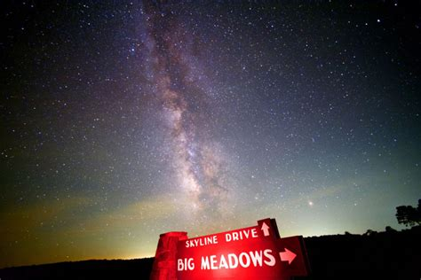 See The Stars Like Never Before At Shenandoahs Night Sky