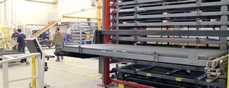vertical lift  sheet metal lifting asrs system