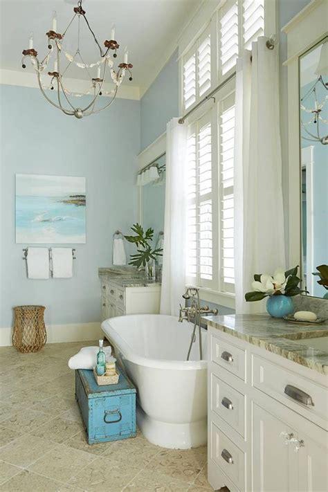 Beachy Bathroom Ideas by Carlee Bathroom House