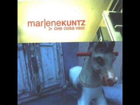 marlene kuntz labbraccio youtube