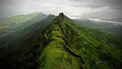 Bing Fort Pune Rajgad India Near Wallpapers