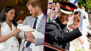 Prince Harry & Meghan Markle's First Year Of Marriage ...