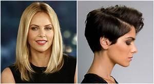 Coupe Courte Femme Noire Visage Rond : coupe courte tendance 2019 visage rond coiffures populaires 2019 ~ Melissatoandfro.com Idées de Décoration