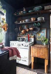 29, Ideas, Kitchen, Vintage, Industrial, Interiors, For, 2019