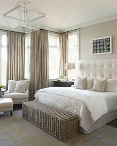 Rideau Pour Chambre : les rideaux occultants les plus belles variantes en photos ~ Melissatoandfro.com Idées de Décoration