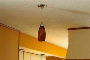How to install a pendant light tos diy