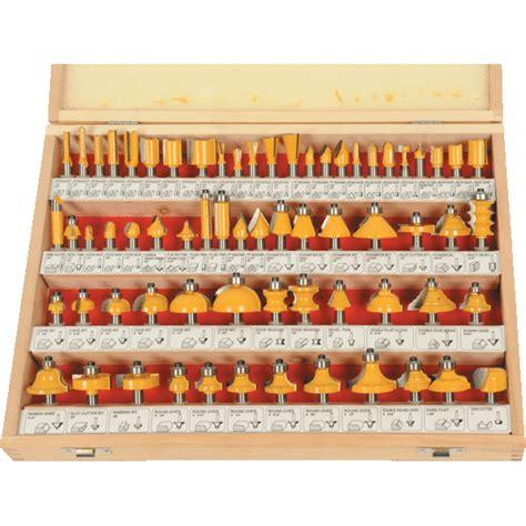 coffret de 66 fraises 224 bois routstar 11113066