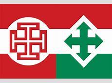 Fascist AustroHungary Flag vexillology