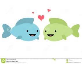 Love Fish Clip Art