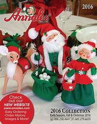christmas decor catalog request