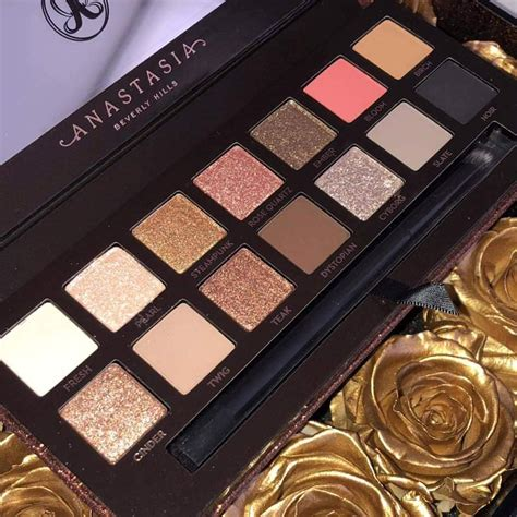 anastasia beverly hills sultry eyeshadow palette release