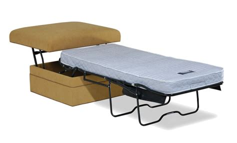Fold Out Sleeper Chair by Twin Sleeper Ottoman 27905