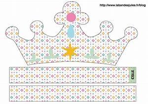 Couronne En Papier à Imprimer : fabrication d une couronne en papier d couvrir ~ Melissatoandfro.com Idées de Décoration