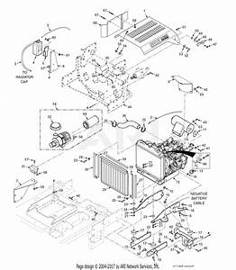Scag Stt61v-29kb-df  S  N E5800001-e5899999  Parts Diagram For Engine  U0026 Attaching Parts