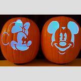 Mickey And Minnie Pumpkin Carving Patterns | 800 x 513 jpeg 34kB