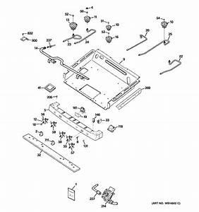 Ge Dual Fuel Range Parts