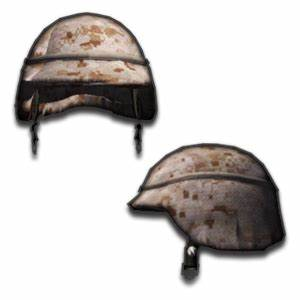 Military Helmet Level 2 Official PLAYERUNKNOWN39S