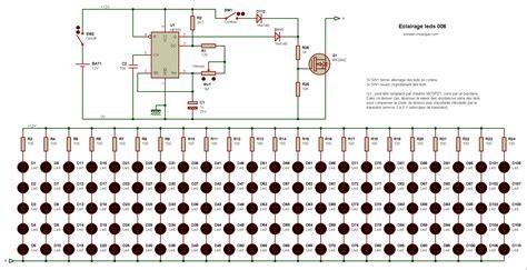 schema de commande eclairage montages de la cat 233 gorie optoelectronique clignoteurs